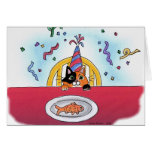 Celebration Cat Card (calico)