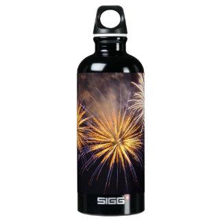 Celebration firework SIGG traveler 0.6L water bottle