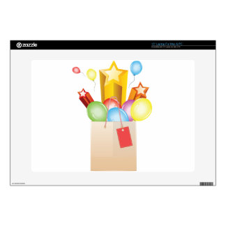 Celebration Gifts Laptop Skin