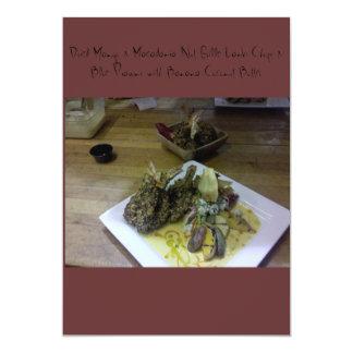Celebration Invitation Pacific Rim Rustic Cooking