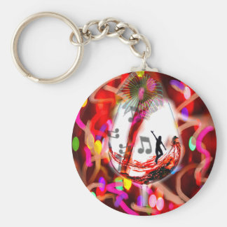 Celebration Keychain