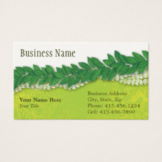 celebration lei2 business card