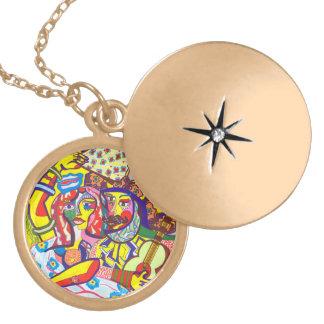 Celebration Locket Necklace