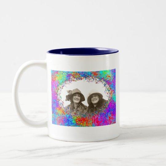 Celebration mug template