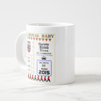 Celebration Mugs Royal Princess Charlotte