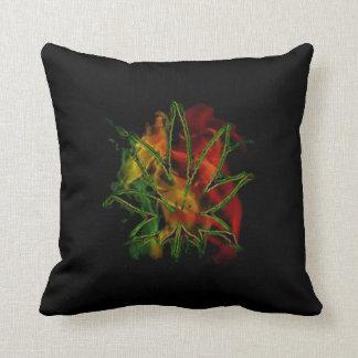 celebration, music, colleagues, reggae, mariha, mi throw pillow
