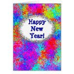 Celebration New Year's card