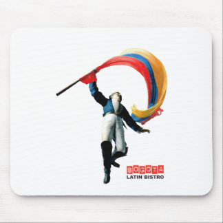 Celebration of colombian 3 STRETCHED.gif Mouse Pad