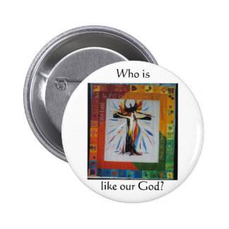 Celebration of Easter Pinback Button