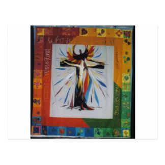 Celebration of Easter Postcard