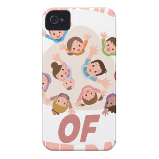 Celebration Of Life Day - Appreciation Day iPhone 4 Case