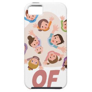 Celebration Of Life Day - Appreciation Day iPhone SE/5/5s Case