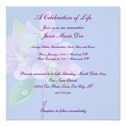 celebrations invitations