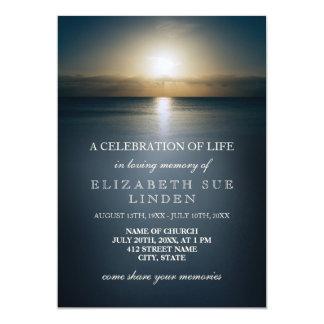 Funeral Invitations & Announcements | Zazzle