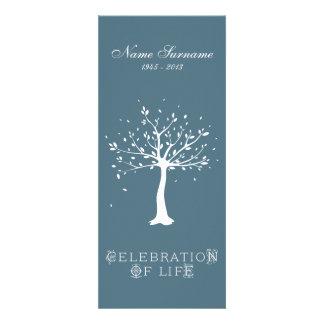 Celebration of Life with Photo | Elegant Tree Invite