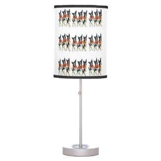 Celebration of Louis Wain Cat Lamp