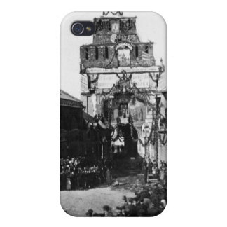 Celebration of the 500 year anniversary covers for iPhone 4