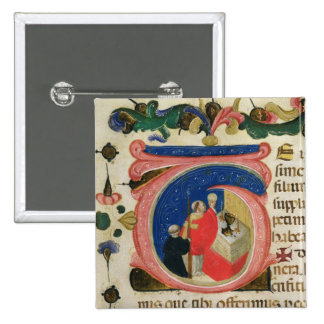Celebration of the Eucharist Button