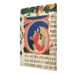 Celebration of the Eucharist Canvas Print