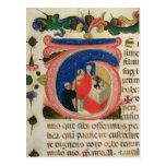 Celebration of the Eucharist Postcard