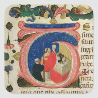 Celebration of the Eucharist Square Sticker