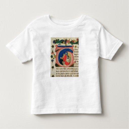 Celebration of the Eucharist Toddler T-shirt