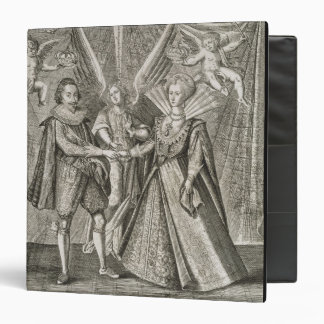 Celebration of the Marriage of James VI and I (156 Vinyl Binders