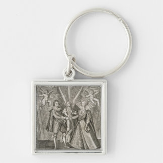 Celebration of the Marriage of James VI and I (156 Key Chain