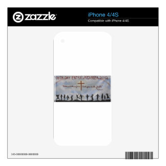 Celebration Of Youth Day! Decals For iPhone 4S