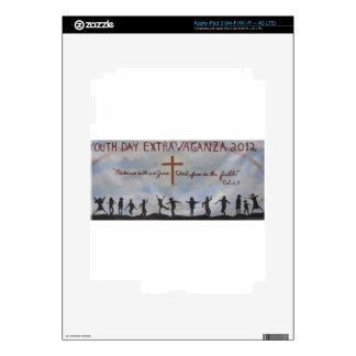 Celebration Of Youth Day! iPad 3 Skins