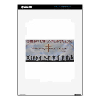 Celebration Of Youth Day! Skins For The iPad 2