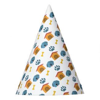 Celebration Party Dog House Bone Paw Party Hat