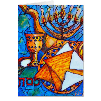 Celebration - Passover greeting card