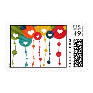 Celebration Postage Stamp
