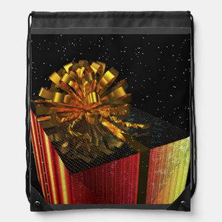 Celebration Subject Drawstring Bag