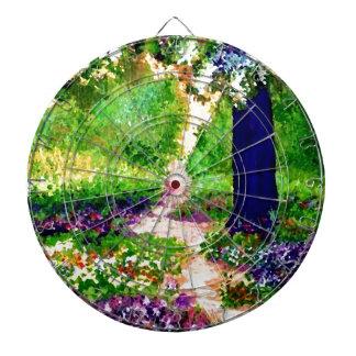 Celebration Sunny Flower Garden CricketDiane Dartboards