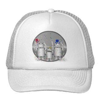 Celebration time for  Robo-x9 & Family Trucker Hat
