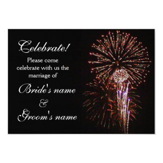 Celebration Wedding Card