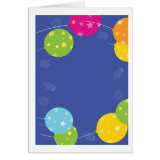 CELEBRATIONS BLUEPRINT Add your GREETINGS Card