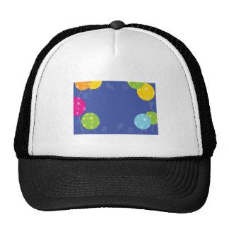 CELEBRATIONS BLUEPRINT Add your GREETINGS Trucker Hat