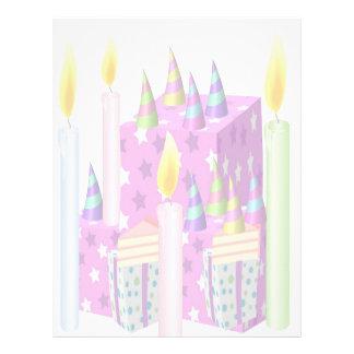 Celebrations - Event Management Letterhead