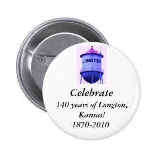 ¡Celebre 140 años de Longton Kansas Pins