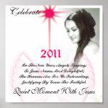 Celebre 2011 momentos reservados con Jesus-Cust. Poster
