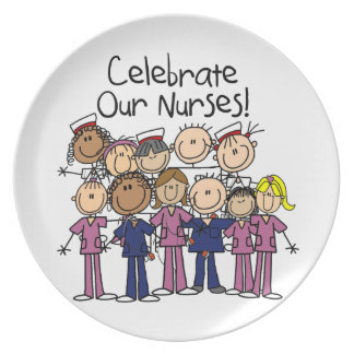 Celebre a nuestras enfermeras platos