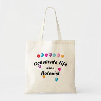 Celebre al botánico bolsa de mano