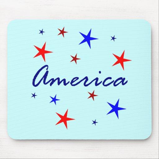 Celebre América Tapete De Ratones