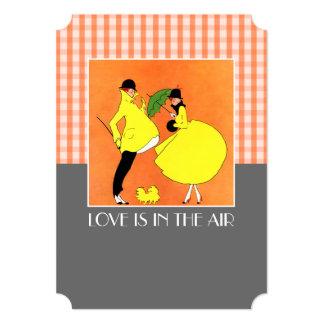 ¡Celebre el amor! Invitación del fiesta del el día