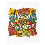 Celebre el collage de Kwanzaa Comunicados