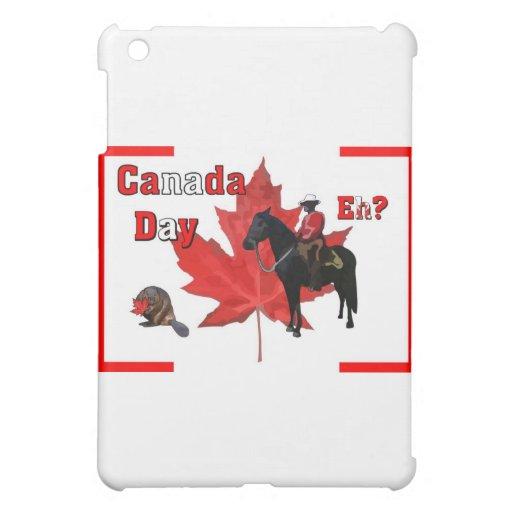 Celebre el día de Canadá