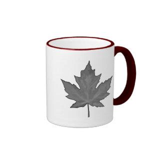 Celebre el día de Canadá Taza De Dos Colores